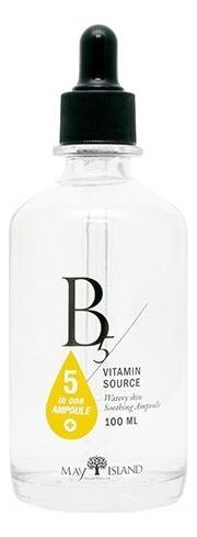 Купить Сыворотка для лица B5 Vitamin Source 100мл, May Island