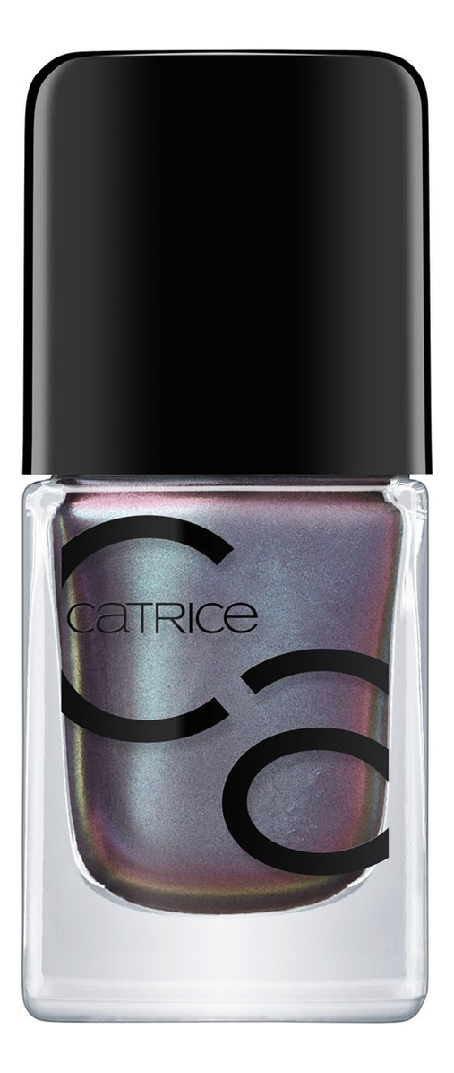 Купить Лак для ногтей IcoNails Gel Lacquer 10, 5мл: 18 Beetlejuice, Catrice Cosmetics