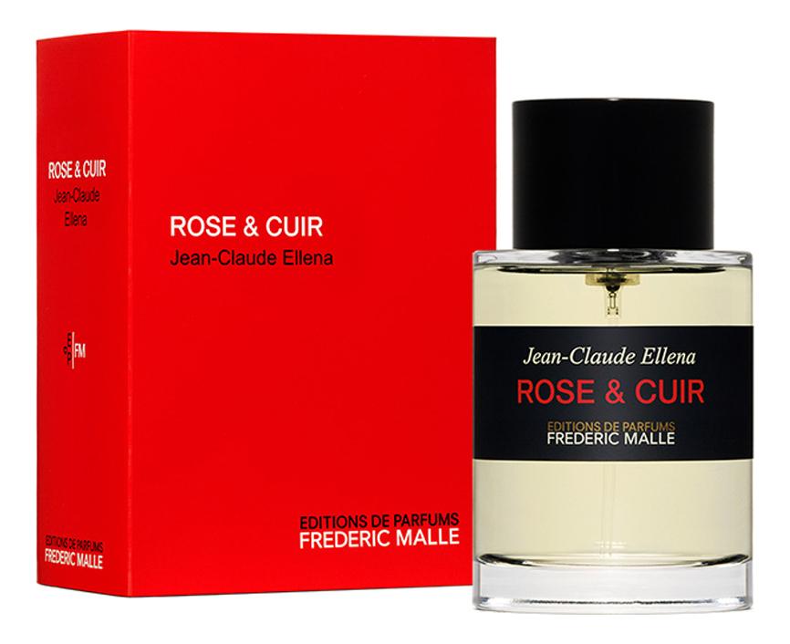 Купить Frederic Malle Rose & Cuir: парфюмерная вода 100мл, Frederic Malle Rose & Cuir
