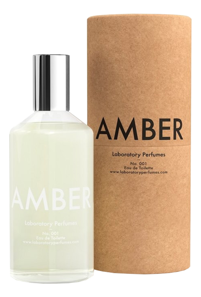 Laboratory Perfumes Amber: туалетная вода 100мл