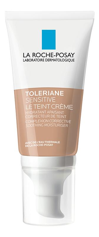 Тонирующий крем для лица Toleriane Sensitive Le Teint Creme 50мл: Натуральный купить toleriane teint флюид