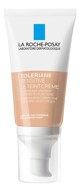 Тонирующий крем для лица Toleriane Sensitive Le Teint Creme 50мл: Светлый купить toleriane teint флюид