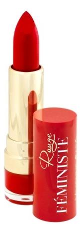 Губная помада Rouge A Levres Rouge Feministe 4г: No 07 rouge charmant губная помада тон 601 vivienne sabo губы