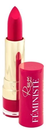 Губная помада Rouge A Levres Rouge Feministe 4г: No 08 rouge charmant губная помада тон 601 vivienne sabo губы