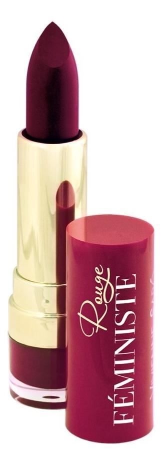 Губная помада Rouge A Levres Rouge Feministe 4г: No 09 rouge charmant губная помада тон 601 vivienne sabo губы