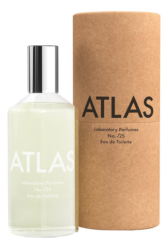 Laboratory Perfumes Atlas: туалетная вода 100мл