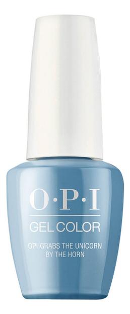 Гель-лак для ногтей Gel Color 15мл: OPI Grabs The Unicorn By Horn