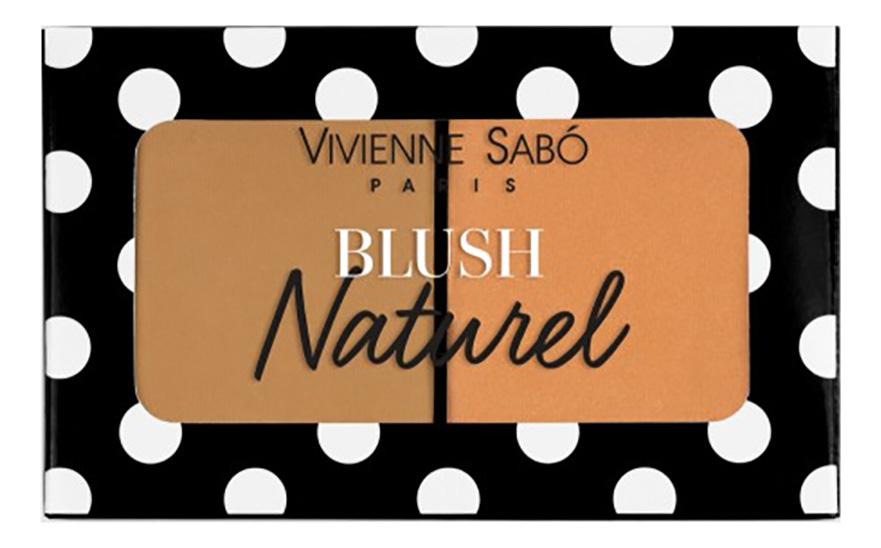 Румяна двойные Blush Duo Naturel: No 03