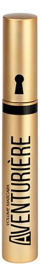 Фото - Тушь для ресниц с эффектом интригующего объема Volume Mascara Aventuriere 9мл тушь для ресниц с эффектом объема perfect volume 8мл brown