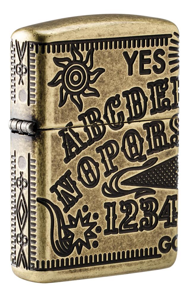 Зажигалка Ouija Board Design 49001