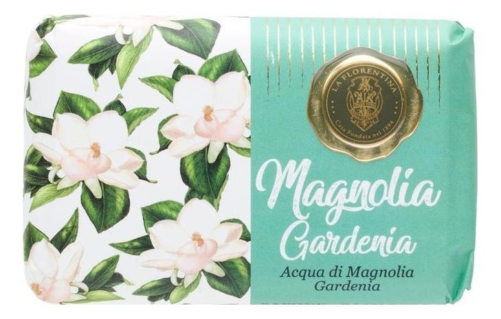 Купить Мыло Acqua Di Magnolia Gardenia 275г, La Florentina