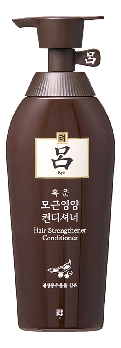 Купить Укрепляющий кондиционер для волос Hair Strengthener Conditioner: Кондиционер 500мл, Ryo