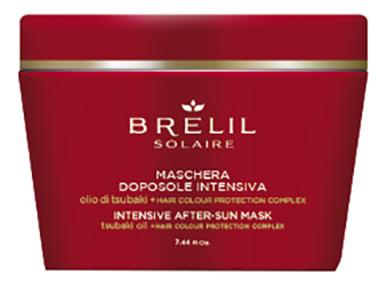 Маска для волос после пребывания на солнце Solair Intenseve After-Sun Mask 220мл