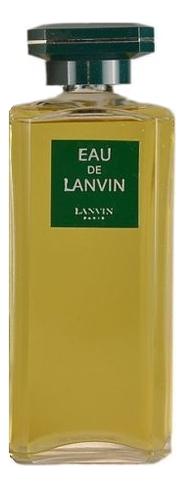 цена на Lanvin Eau de Lanvin: туалетная вода 500мл
