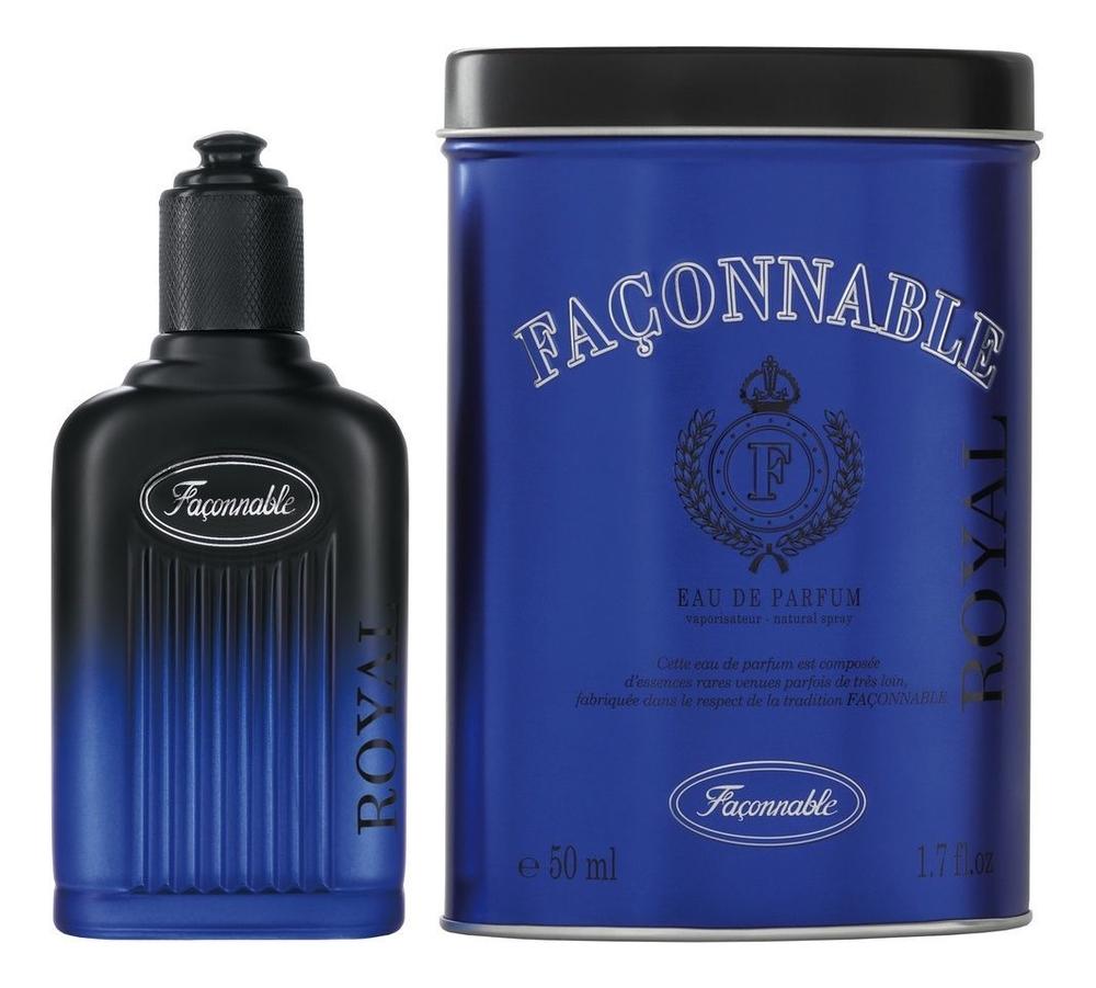 Faconnable Royal: парфюмерная вода 50мл faconnable faconnable femme