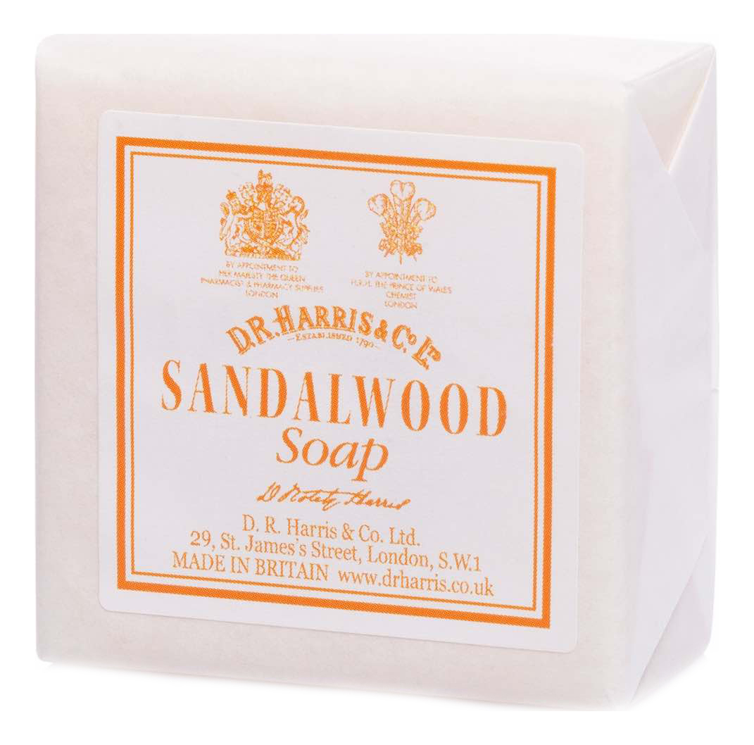 Мыло Sandalwood Soap 40г