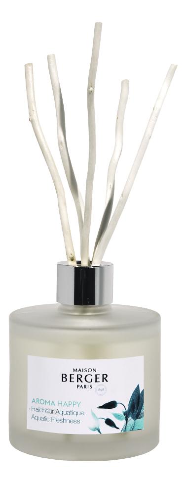 Аромадиффузор Aroma Happy Reed Diffuser Aquatic Freshness 180мл