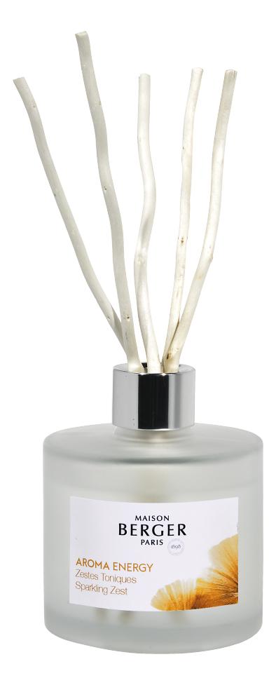 Аромадиффузор Aroma Energy Pre Filled Reed Diffuser Sparkling Zest 180мл