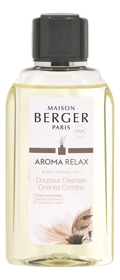 Аромат для диффузора Aroma Relax Reed Diffuser Fragrance Oriental Comfort 200мл