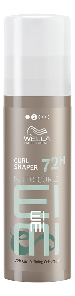 Крем для укладки кудрявых волос Nutricurls EIMI Curl Shaper 72H Curl Defining Gel-Cream 150мл chi black seed oil крем гель curl defining cream gel 147 мл