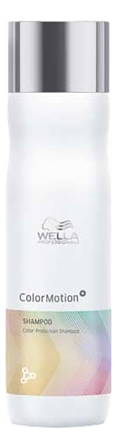 Фото - Шампунь для защиты цвета волос Color Motion+ Shampoo: Шампунь 250мл оттеночный шампунь для поддержания цвета color protect shampoo 250мл copper