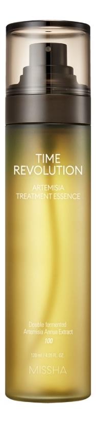 Концентрированная эссенция для лица Time Revolution Artemisia Treatment Essence Mist Type 120мл anna banti artemisia