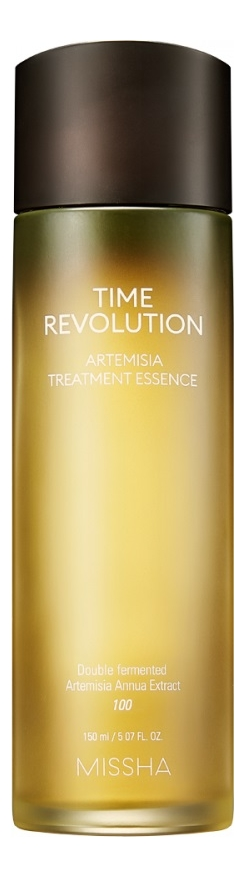 Концентрированная эссенция для лица Time Revolution Artemisia Treatment Essence 150мл anna banti artemisia