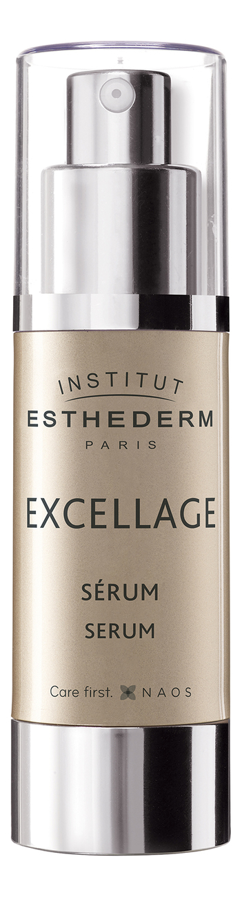 Купить Сыворотка для лица, шеи и зоны декольте Excellage Serum 30мл, Institut Esthederm