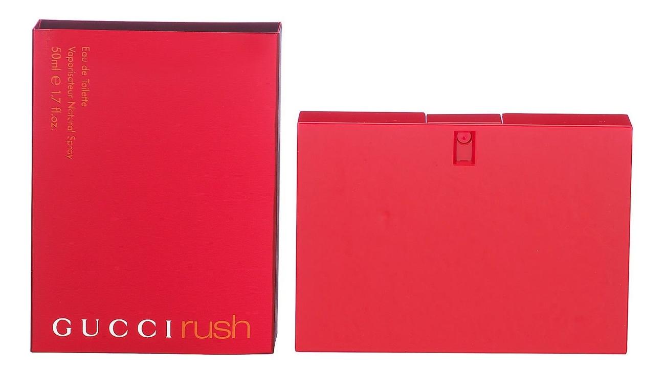 Gucci Rush: туалетная вода 50мл