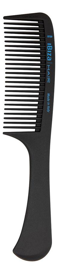 Расческа для волос с карбоновой рукояткой Carbon Comb Handle