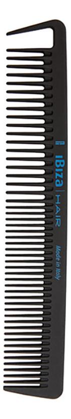 Карбоновая расческа для волос с широкими секциями Carbon Comb Section