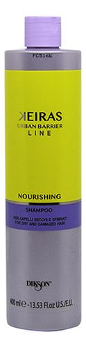 Купить Шампунь для сухих и поврежденных волос Keiras Nourishing Shampoo: Шампунь 400мл, Dikson