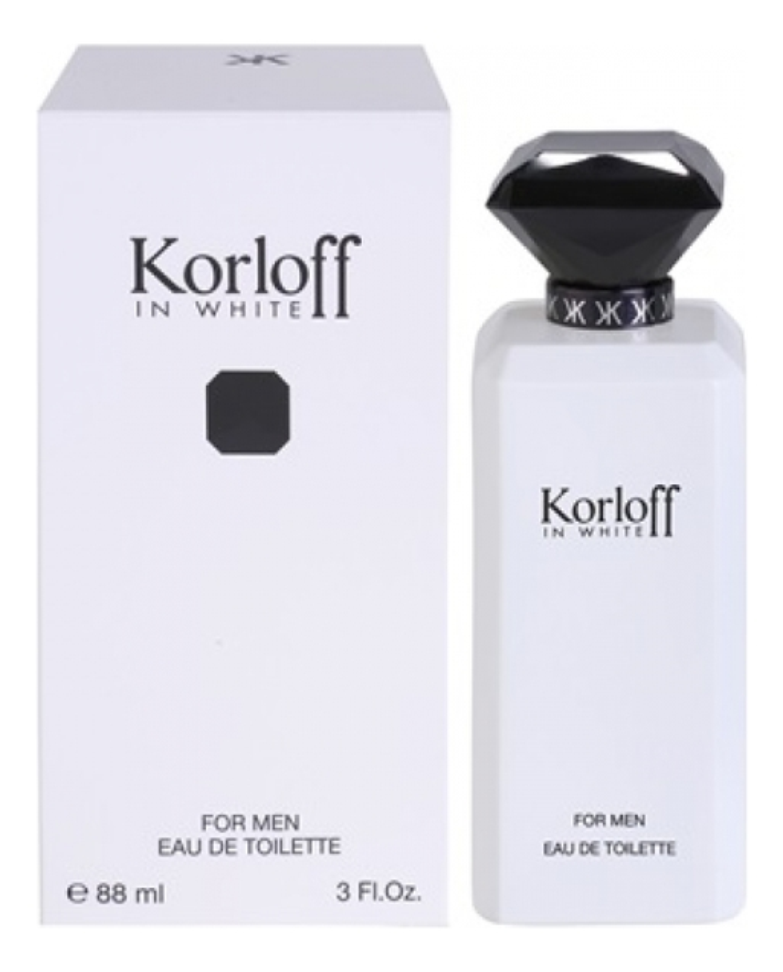 Korloff Paris Korloff In White: туалетная вода 88мл фото