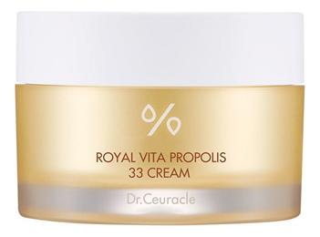 Фото - Крем для лица с экстрактом прополиса Royal Vita Propolis 33 Cream 50мл dr ceuracle увлажняющий крем для лица с пробиотиками pro balance biotics moisturizer 100 мл