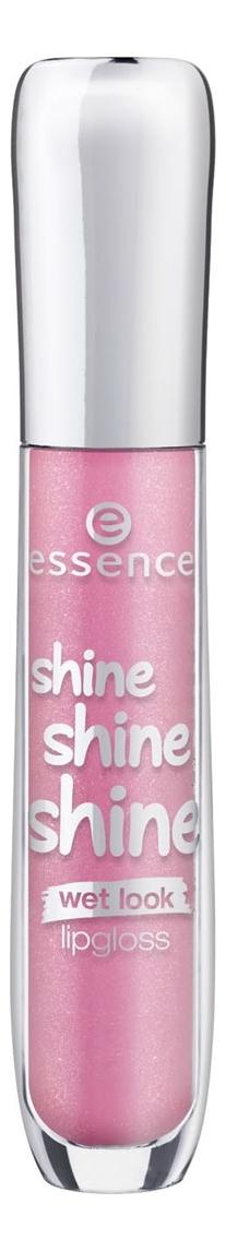 цена Блеск для губ Shine Shine Shine Lipgloss 5мл: No 19 онлайн в 2017 году