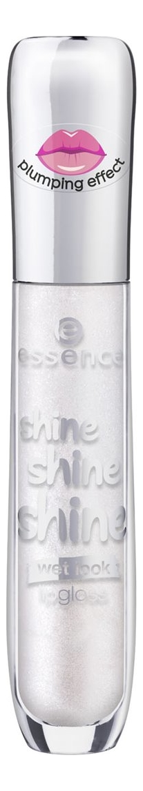 Блеск для губ Shine Shine Shine Lipgloss 5мл: No 18 блеск для губ shine shine shine lipgloss 5мл no 15