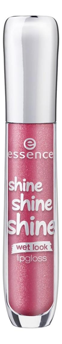 Блеск для губ Shine Lipgloss 5мл: No 20