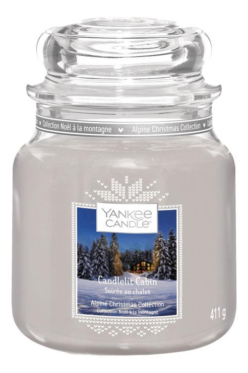 Ароматическая свеча Candlelit Cabin: Свеча 411г ароматическая свеча vibrant saffron свеча 411г