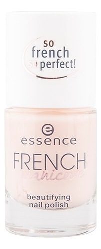 Лак для ногтей French Manicure Perfecting Nail Polish 10мл: 01 Lets Be Frenchs