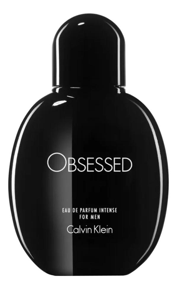 цена на Calvin Klein Obsessed For Men Intense: парфюмерная вода 125мл тестер