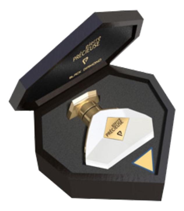 Pierre Precieuse White Diamond: парфюмерная вода 100мл Woodbox фото