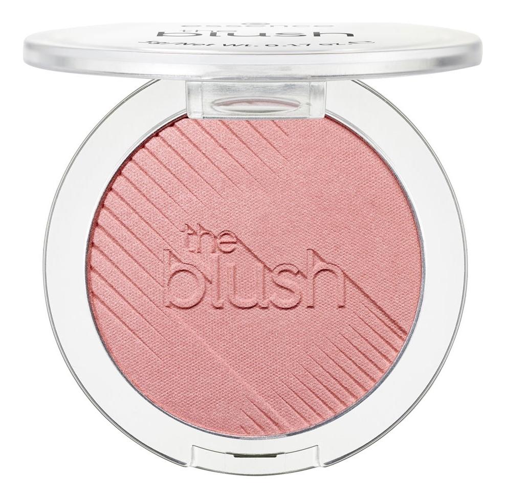 Румяна для лица The Blush 5г: 30 Breathtaking запеченные румяна для лица pure simplicity baked blush 5 5г rosy verve c01