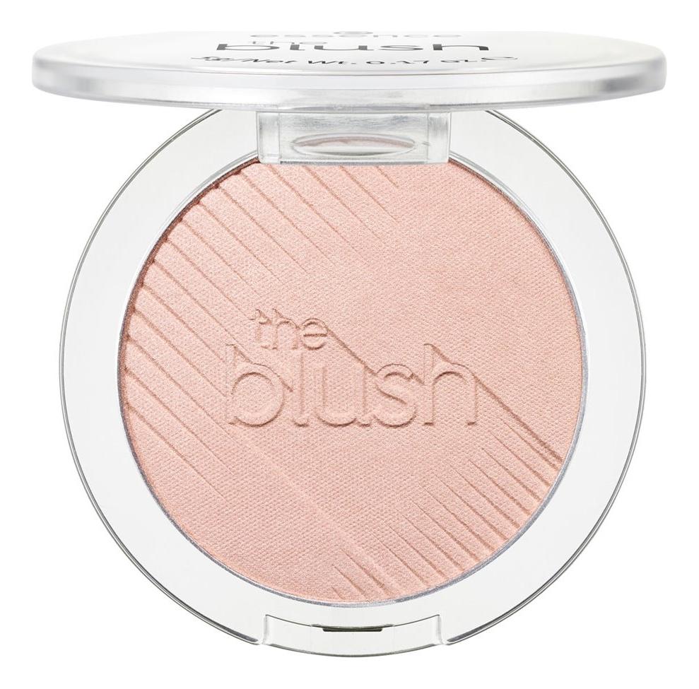 Румяна для лица The Blush 5г: 50 Blooming запеченные румяна для лица pure simplicity baked blush 5 5г rosy verve c01