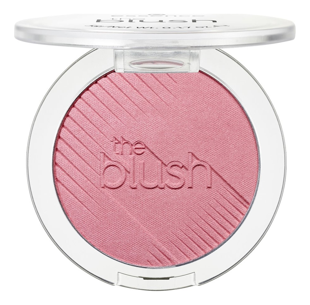 Румяна для лица The Blush 5г: 40 Beloved запеченные румяна для лица pure simplicity baked blush 5 5г rosy verve c01