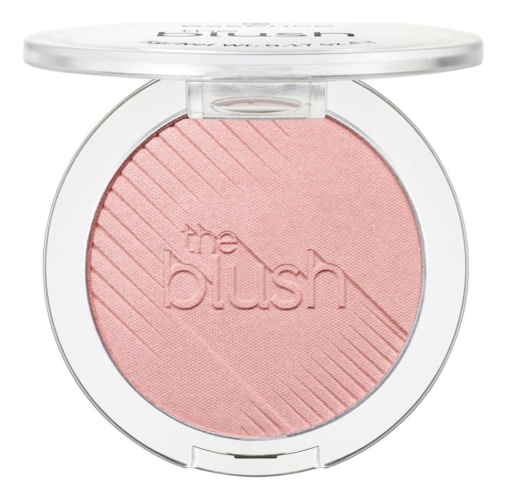 Румяна для лица The Blush 5г: 60 Beaming запеченные румяна для лица pure simplicity baked blush 5 5г rosy verve c01
