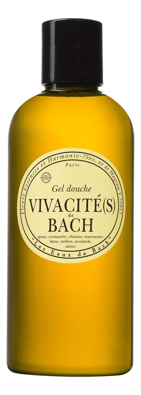 Les Fleurs de Bach Vivacites Bach: гель для душа 200мл
