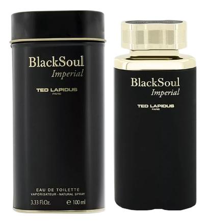 Black Soul Imperial: туалетная вода 100мл недорого