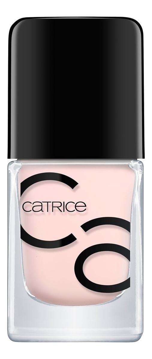 Лак для ногтей IcoNails Gel Lacquer 10,5мл: 23 Nice Cream chi luxury black seed oil curl defining cream gel