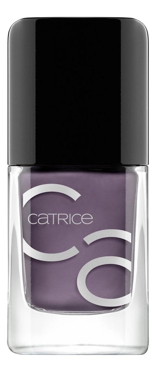 Лак для ногтей IcoNails Gel Lacquer 10,5мл: 87 Enjoy The Lilac Things