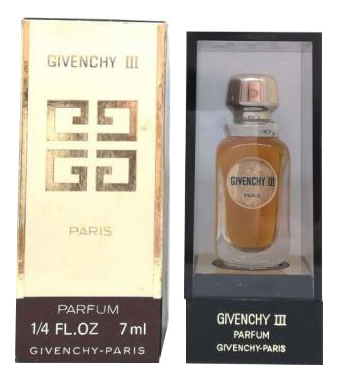 Givenchy Givenchy III: духи 7мл givenchy вьетнамки